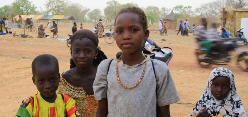 The Orphanage of Samandeni