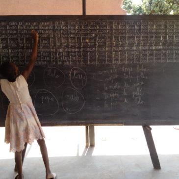 Literacy for women