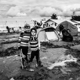 Look Again – A photographer look on Syrian Refugees
