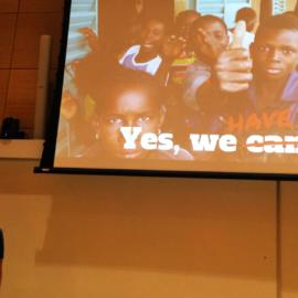 A Global Community for a Global Change