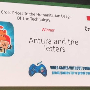 Antura Award: Spanish Red Cross