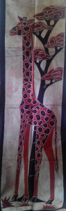 Batik_Giraffe