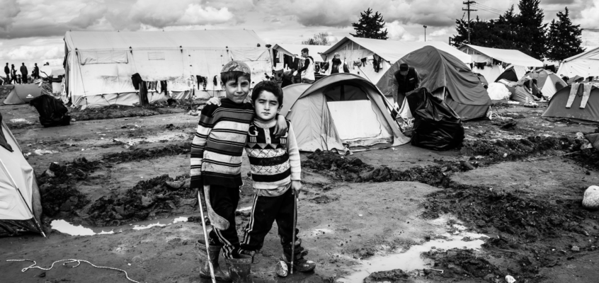Look Again – A photographer look on Syrian Refugees