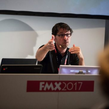 The way we are. VGWB on FMX Conference